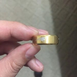 Other - New England Patriots Gold Ring